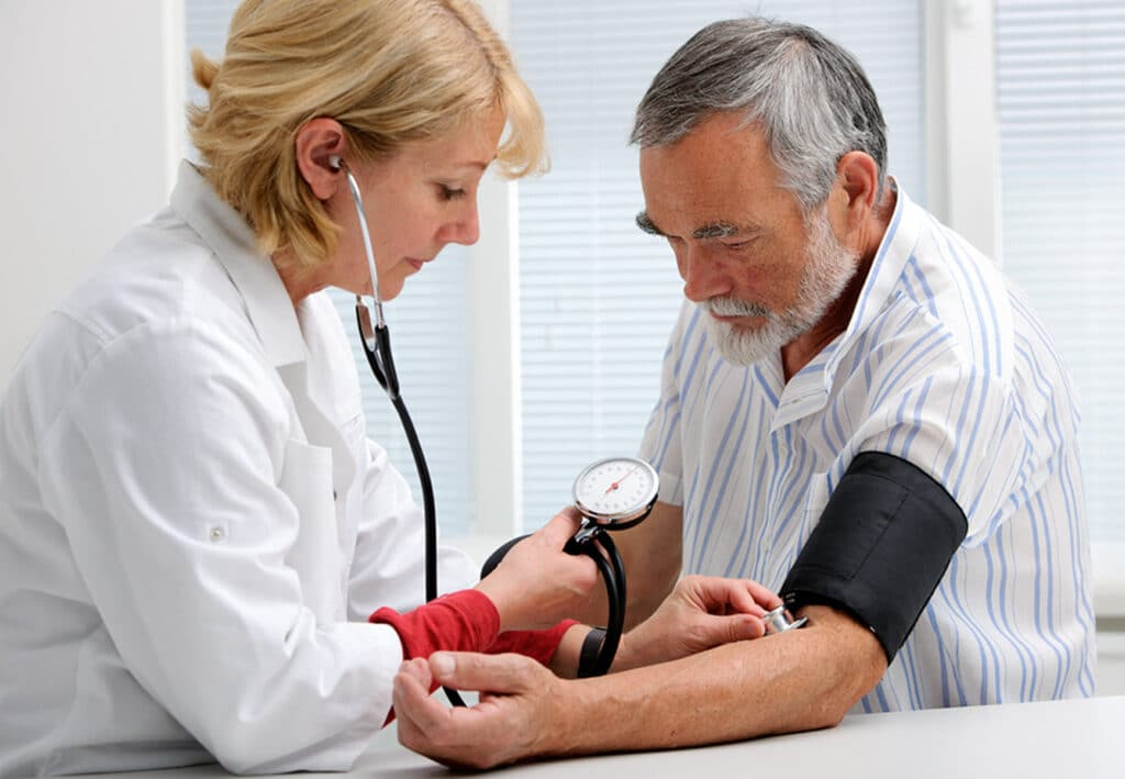 Caregiver in Tustin CA: Normal Blood Pressure