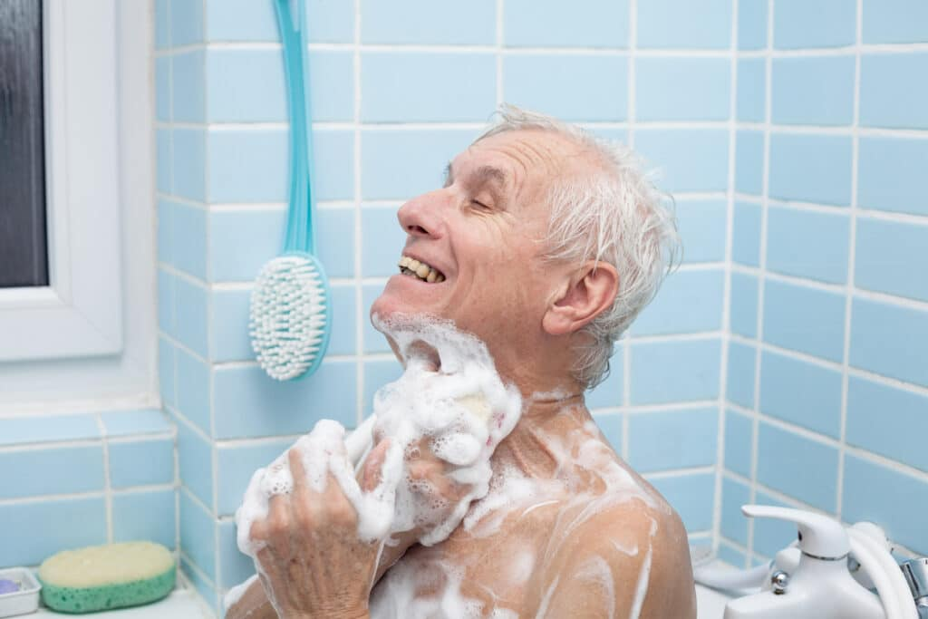 Home Care Services in Tustin CA: Senior Bathing Tips