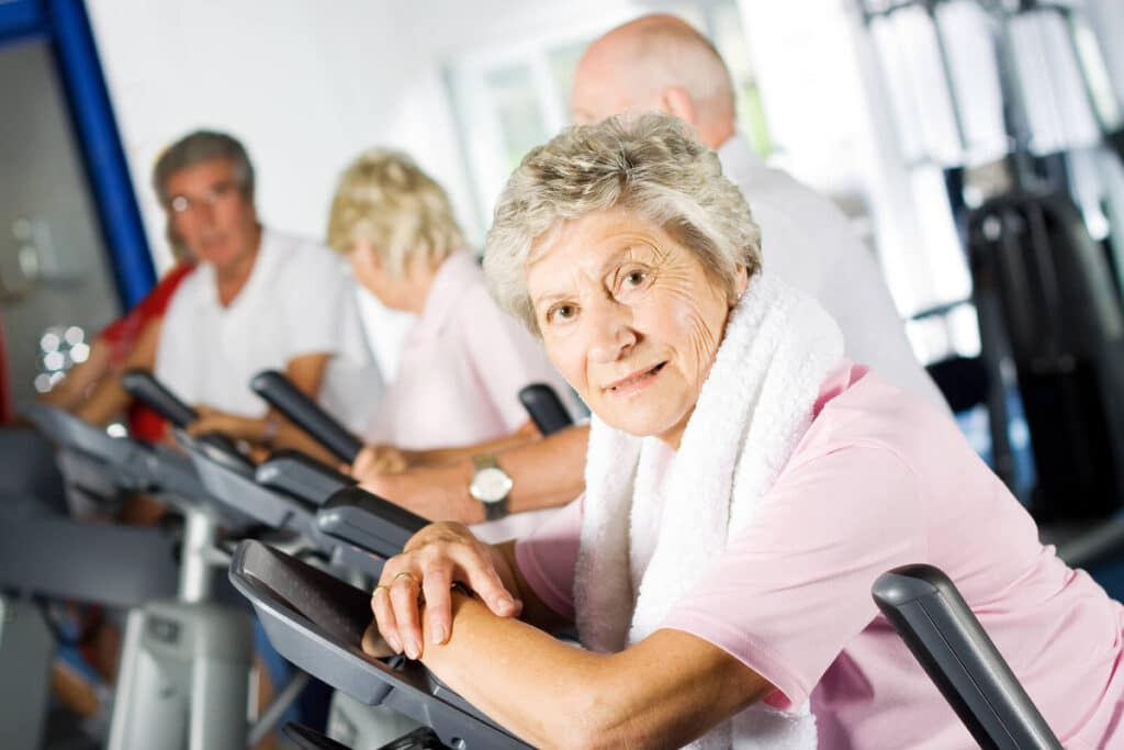 Elder Care in Laguna Woods CA: Help Clear an Exercise Plateau