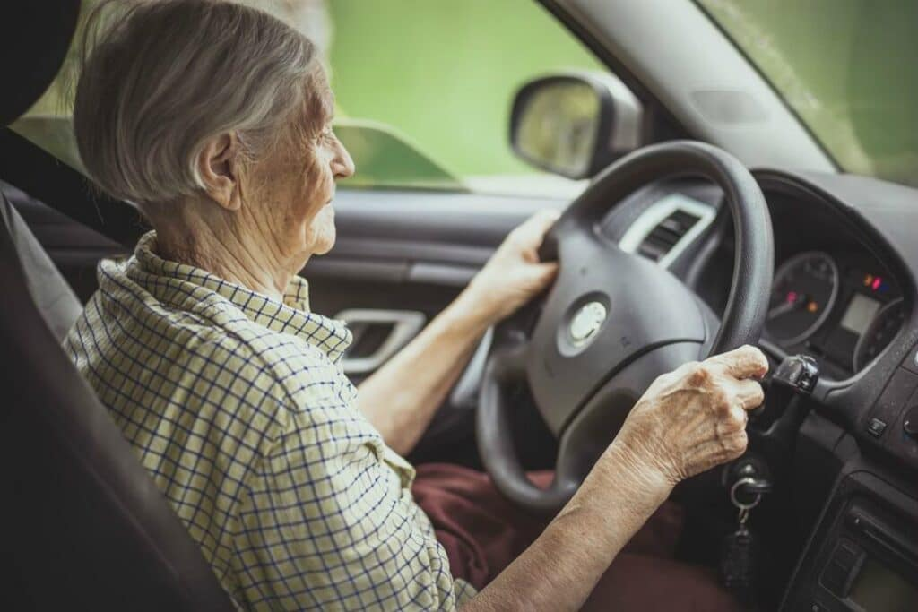 Senior Care in Dana Point CA: Pain Is Keeping Your Senior from Driving