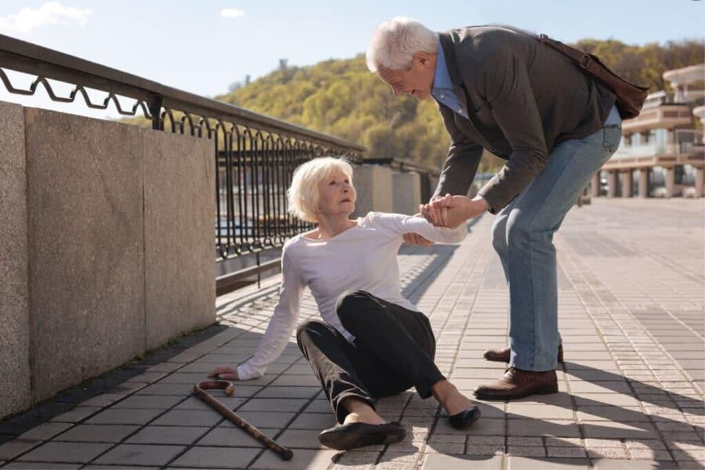 Senior Care in San Clemente CA: Avoiding a Fall