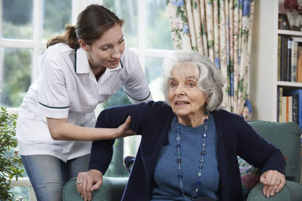 Elderly Care in Dana Point CA: Fall Prevention